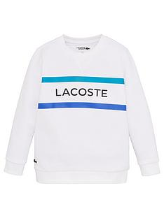 lacoste-sports-boys-logo-crew-sweatshirt-white