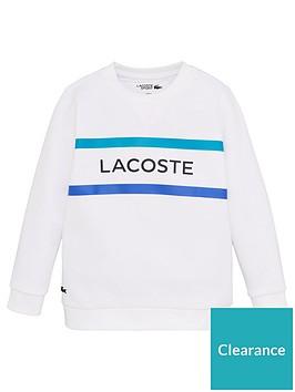 lacoste-sports-boys-logo-crew-sweatshirt-white