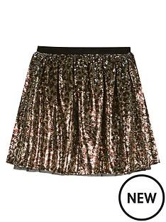 mintie-by-mint-velvet-girls-animal-sequin-skirt-multi