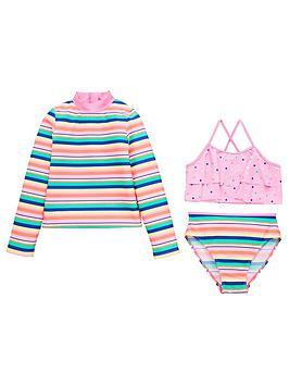 v-by-very-girls-3-piece-spot-stripe-sunsafe-set-multi