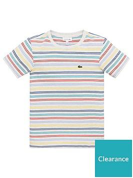 lacoste-boys-short-sleeve-multi-stripe-t-shirt-grey