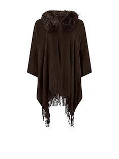monsoon-fia-faux-fur-wrap-chocolatenbsp