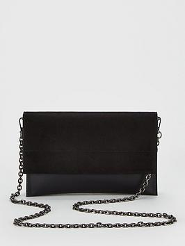 v-by-very-kristina-double-gusset-clutch-black