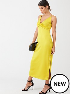v-by-very-cami-slip-dress-chartreuse