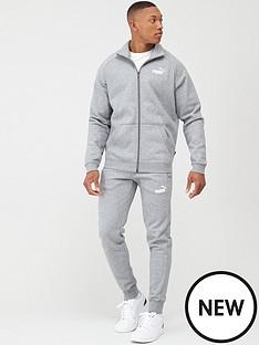 puma-clean-sweat-tracksuit-medium-grey-heather