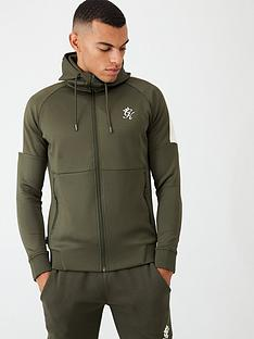 gym-king-core-plus-tracksuit-top-khaki
