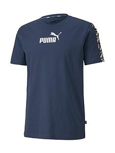 puma-amplified-t-shirt-navynbsp