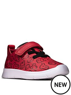 clarks-clarks-x-mickey-mouse-toddler-ath-comic-trainers-red