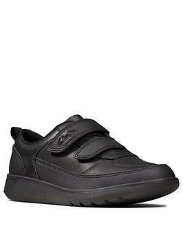 clarks-kidnbspboys-scape-flare-school-shoes-black