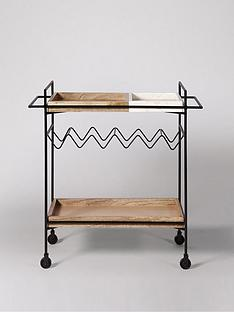 swoon-hansel-drinks-trolley-black