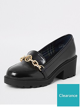 river-island-girls-chain-heeled-loafers