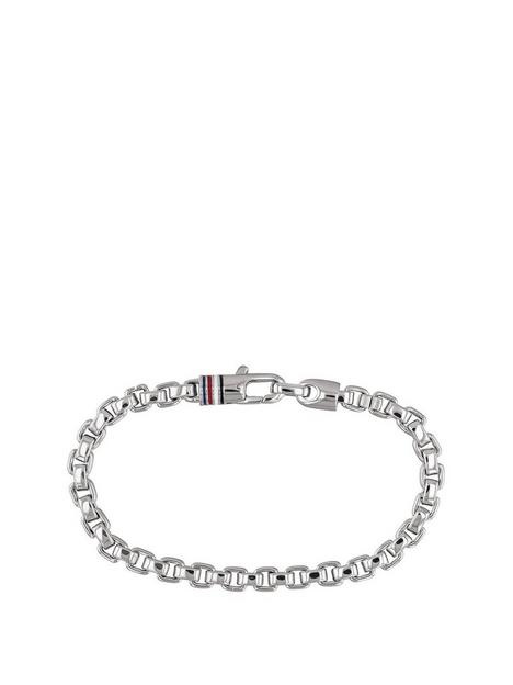 tommy-hilfiger-silver-tone-stainless-steel-box-chain-link-mens-bracelet