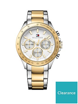 tommy-hilfiger-tommy-hilfiger-white-and-gold-detail-chronograph-dial-two-tone-stainless-steel-bracelet-mens-watch