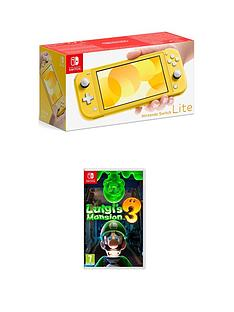 nintendo-switch-lite-nintendo-switch-lite-yellow-console-with-luigis-mansion-3