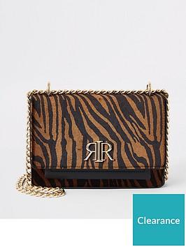 river-island-river-island-tiger-print-cross-body-bag-brown
