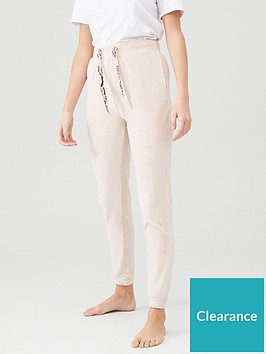 river-island-river-island-velour-lounge-joggers-pink