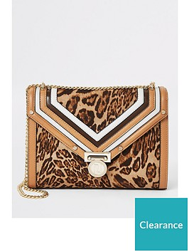 river-island-river-island-leopard-print-cross-body-bag-beige