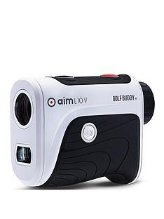 golfbuddy-golf-buddy-aim-l10v-laser-rangefinder-with-voice-and-vibrating-target-lock-slope-adjusted-readings