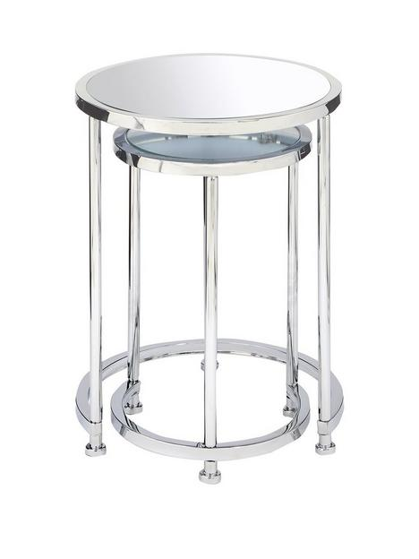michelle-keegan-home-aruba-mirrored-nest-of-lamp-tables