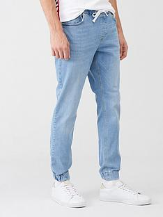 river-island-light-blue-ryan-jogger-jeans
