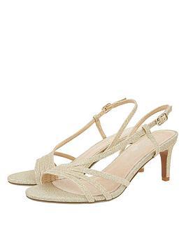 monsoon-gizela-glitter-strap-shoe-gold