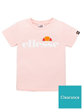 ellesse-younger-girls-jena-t-shirt-pink