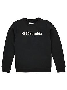 columbia-boysnbspparktradenbspcrew-neck-sweat-black