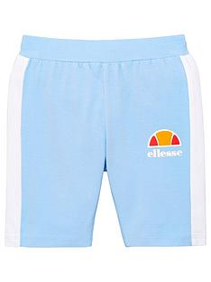 ellesse-younger-girls-telivo-cycling-shorts-light-blue