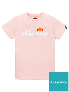 ellesse-older-girls-jena-short-sleeve-t-shirt-pink