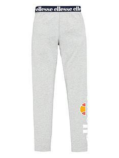 ellesse-younger-girls-fabi-leggings-grey