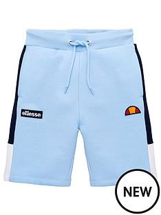 ellesse-older-boys-normalio-shorts-light-blue