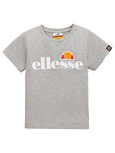 ellesse-younger-girls-jena-t-shirt-grey