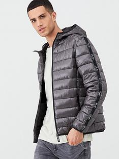 river-island-prolific-lightweight-hooded-padded-jacket-grey