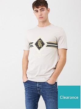 river-island-stone-slim-fit-loyalty-print-t-shirt