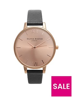 olivia-burton-olivia-burton-gold-sunray-big-dial-grey-leather-strap-ladies-watch