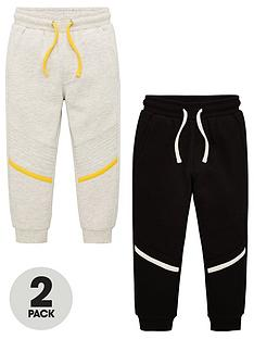 v-by-very-boys-2-pack-striped-detail-joggers-multi