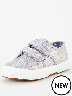 superga-girls-2750-cotj-lame-strap-plimsoll-pumps-violet