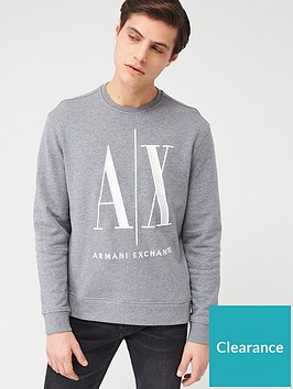 armani-exchange-icon-ax-logo-sweatshirt-grey