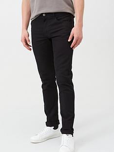 armani-exchange-j14-skinny-fit-jeans-black