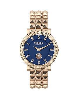 versus-versace-versus-versace-blue-dial-rose-gold-studded-stainless-steel-bracelet-ladies-watch