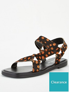 v-by-very-helix-leather-square-toe-trekker-sandals-black
