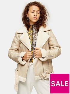 topshop-cora-suede-jacket-ecru