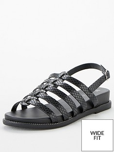 v-by-very-hennie-wide-fit-gladiator-sandals