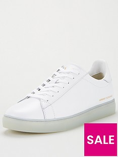armani-exchange-classic-clean-leather-trainers-white