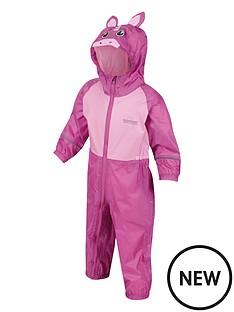 regatta-girls-little-adventurers-charco-unicorn-splash-suit-pink