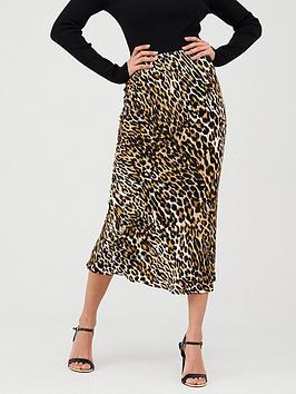 v-by-very-printed-bias-midi-skirt