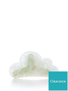 v-by-very-cloud-resin-hair-clip-mint
