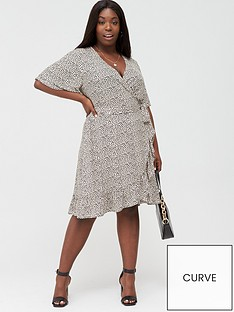 v-by-very-curve-printed-jersey-tea-dress