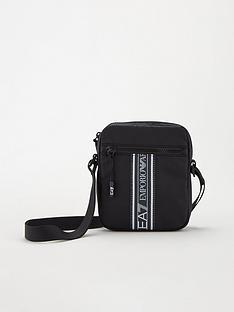 ea7-emporio-armani-tape-logo-pouch-cross-body-bag-black