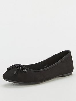 v-by-very-valuenbspmariah-round-toe-ballerina-shoes-black